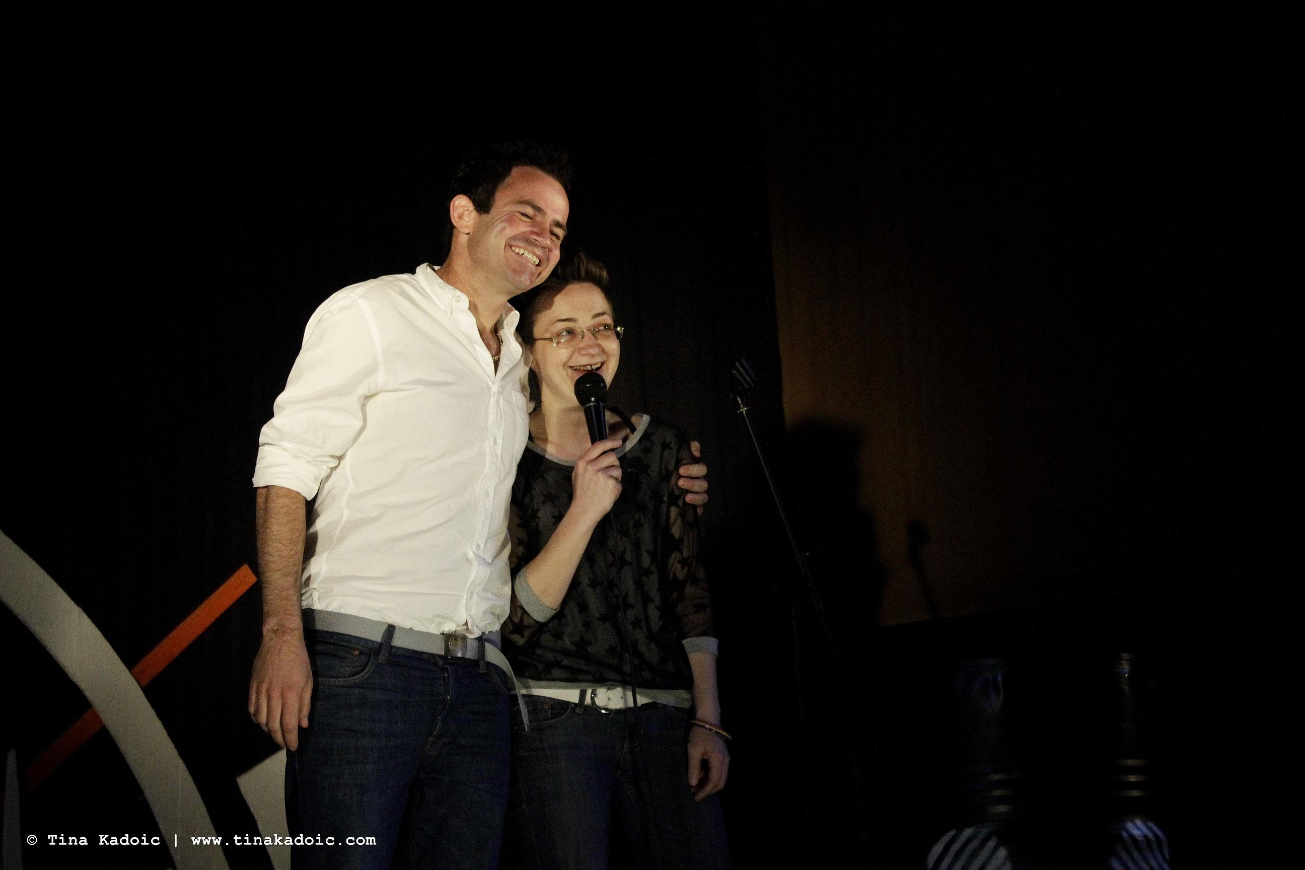 Marina and Edson