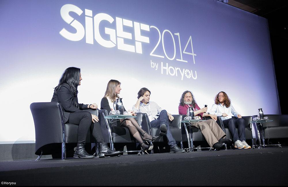 SIGEF 2014