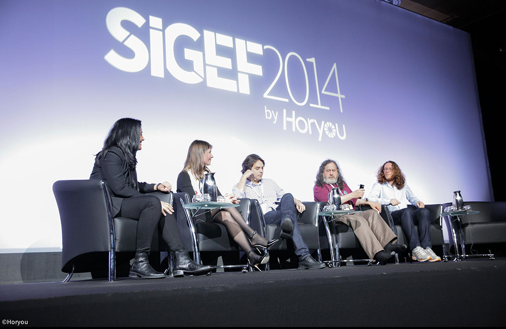 SIGEF Geneva day 1