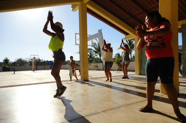 Bailar es hacer deporte
