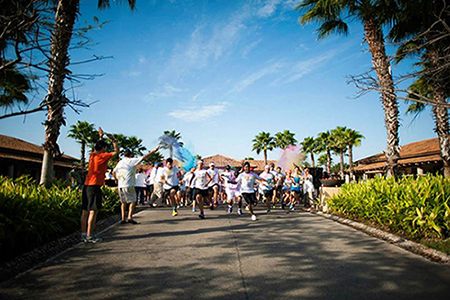 Fun Run de 5k en Punta de Mita