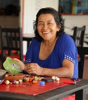 Le programme 5by20. Symbole de l'engagement de Coca-Cola auprès de femmes entrepreneurs dans le monde. Crédits photo  © Coca-Cola Company