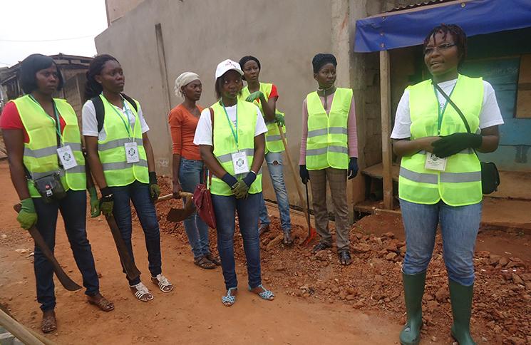 Le projet WELFARE qui sensibilise la population à la protection de l'environnement.