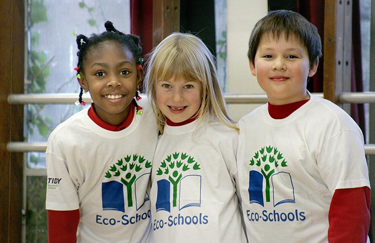 Programme Eco-Schools lancé cette année en Suisse romande.