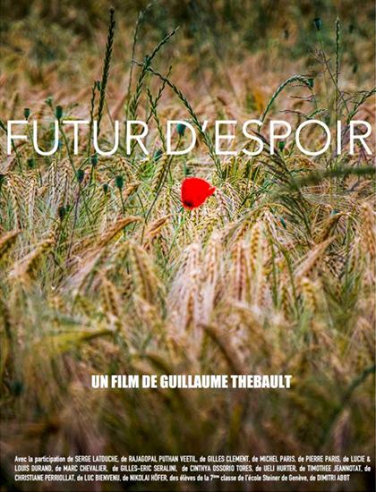 Projection du Film Futur d'Espoir le samedi 5 mars à Genève.