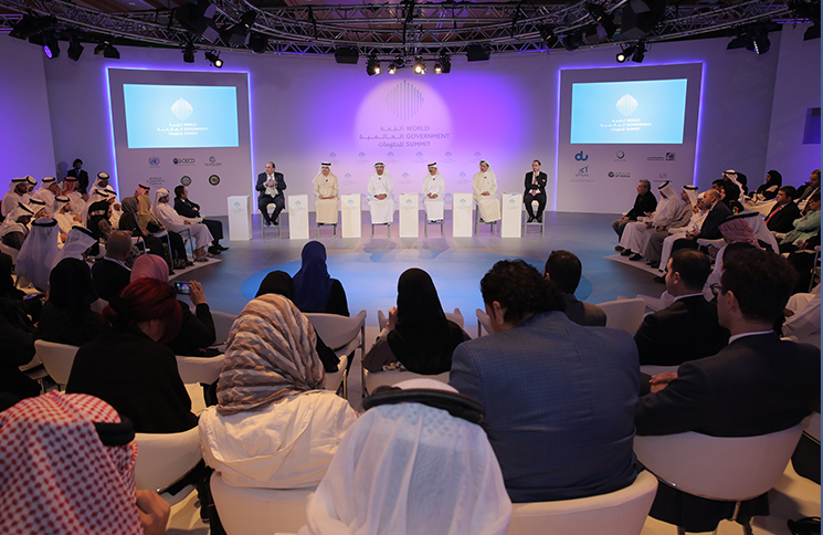 World Government Summit in Dubai