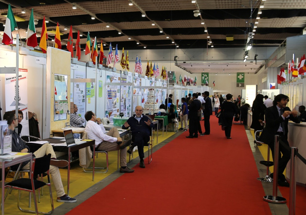 Entrepreneurs from all over the world came to Geneva to showcase their work