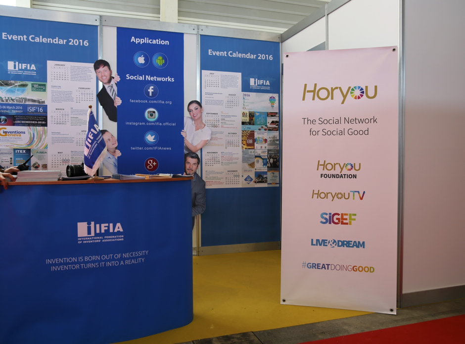 Horyou is proud to be among innovators!
