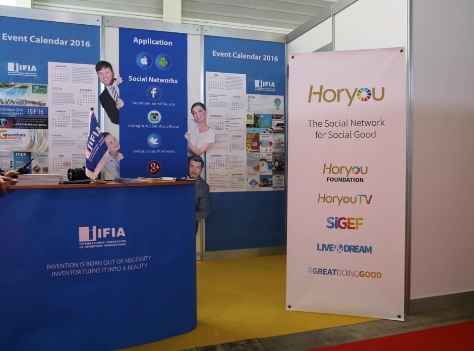 Horyou is proud to be among innovators!