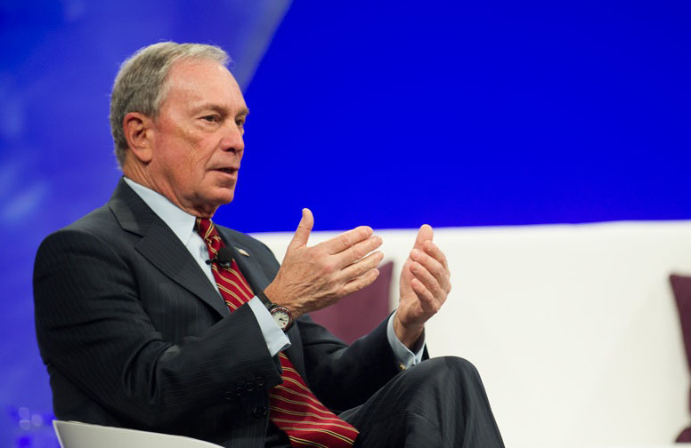 Bloomberg founder Michael Bloomberg
