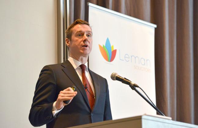 Brian McGoldrick, Head of compliance at Leman Solicitors