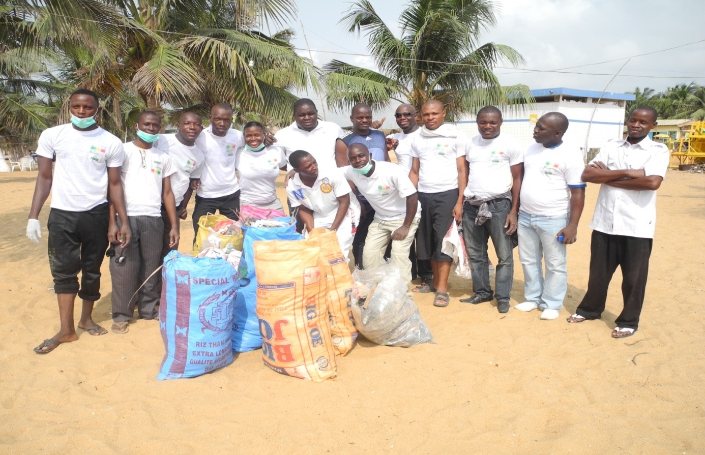 Projet AVD de Salubrité au Benin