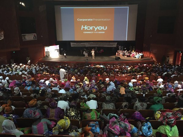 Launching of Spotlight in Dakar, Senegal