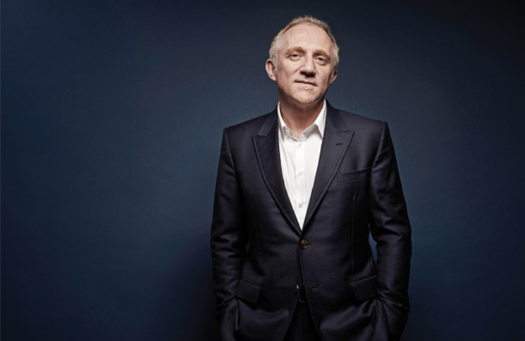 CEO of Kering Group Francois Pinault