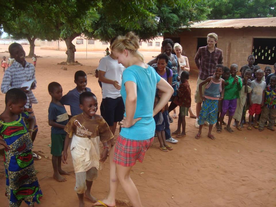 ACDI Togo organise des cours, soutien scolaire et animation socio-éducative