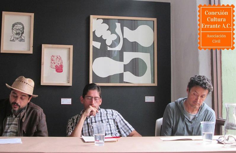 Conexión Cultura Errante es un grupo con proyectos multidisciplinarios