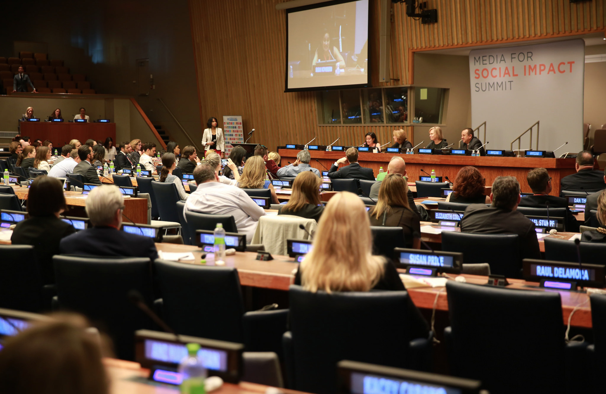 Media for Social Impact Summit engaged businesses and journalists