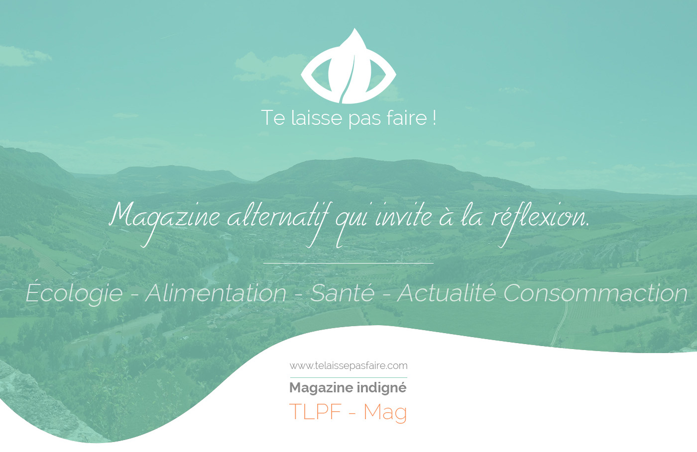 Te Laisse Pas Faire - un magazine alternatif