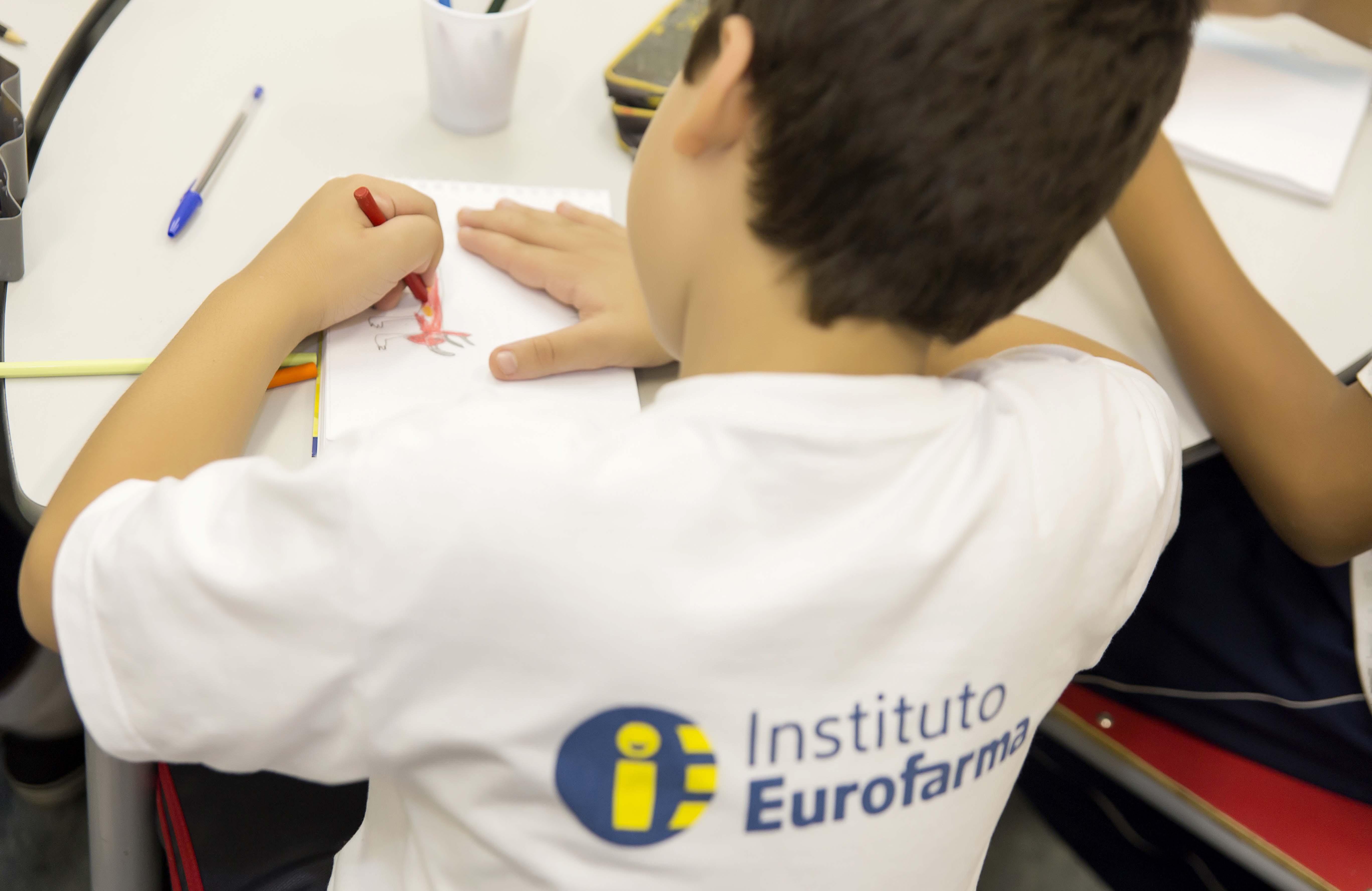 O Instituto apoia crianças e adolescentes da Zona Sul de São Paulo