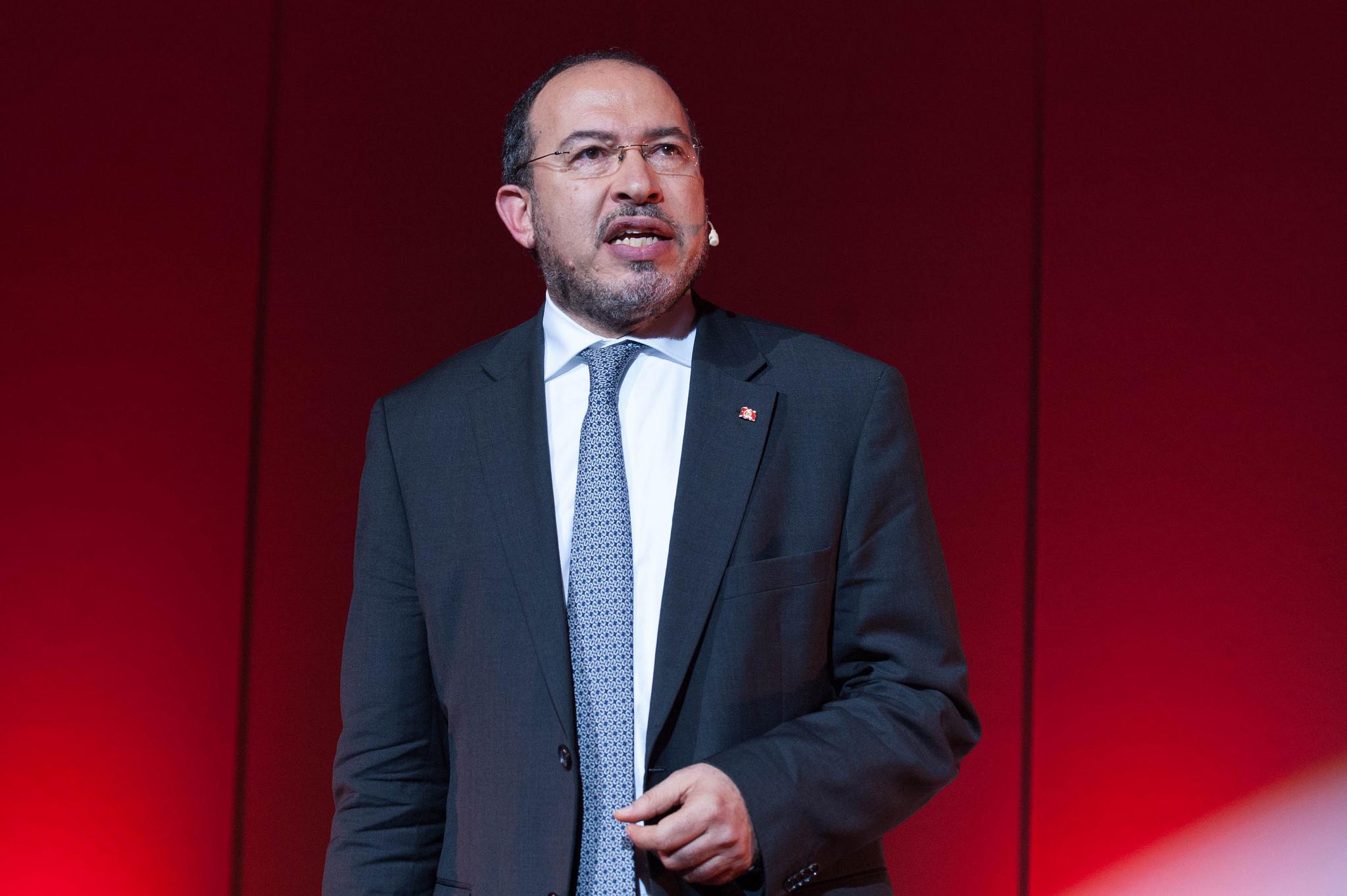 Professor Tawfiq Jelassi