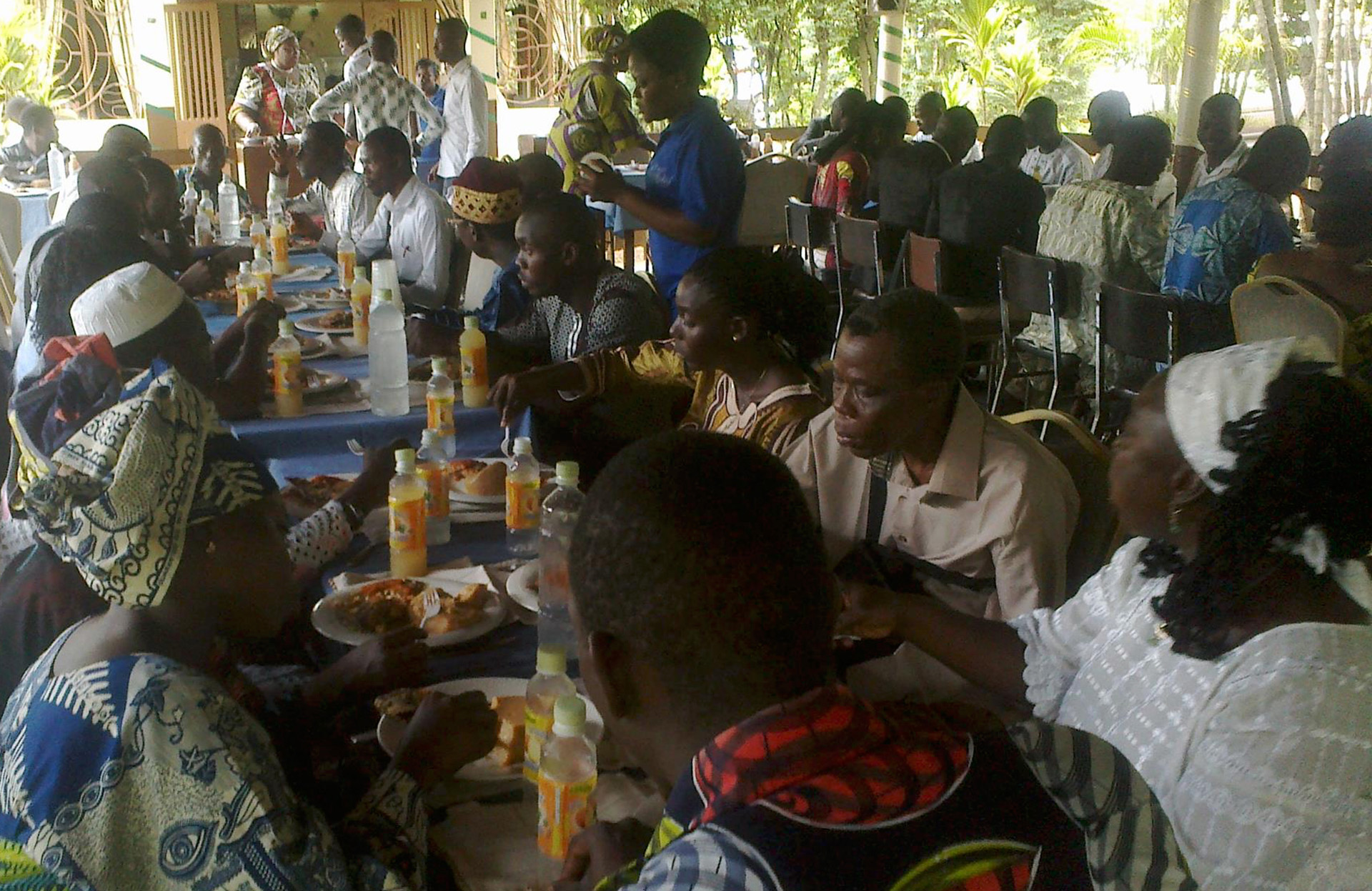 The Meal au Benin