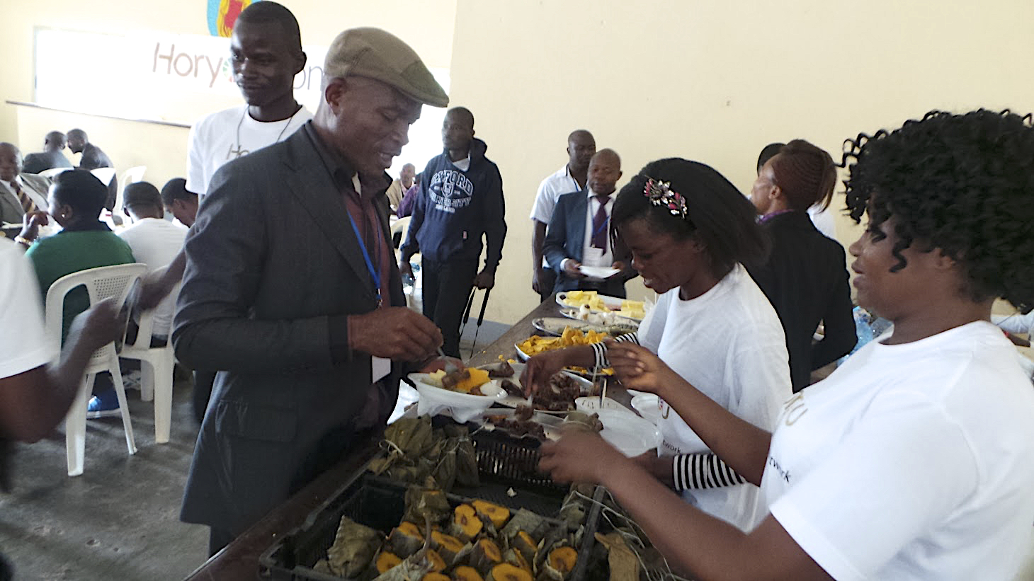 The Meal au Cameroun