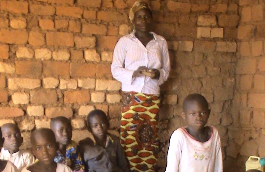Centre de récupération et de formation des enfants orphelins en RD Congo