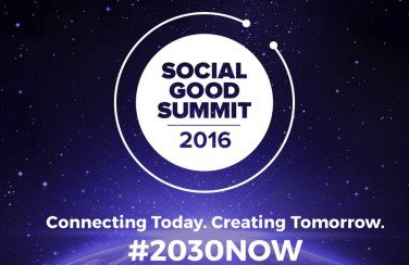 Social Good Summit cover