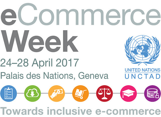 The E-Commerce week took place in Geneva