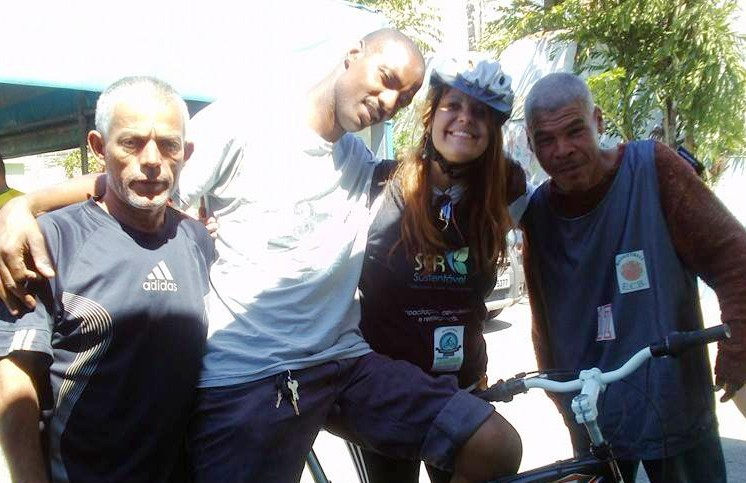 SER Sustentável works with homeless people from Brazil