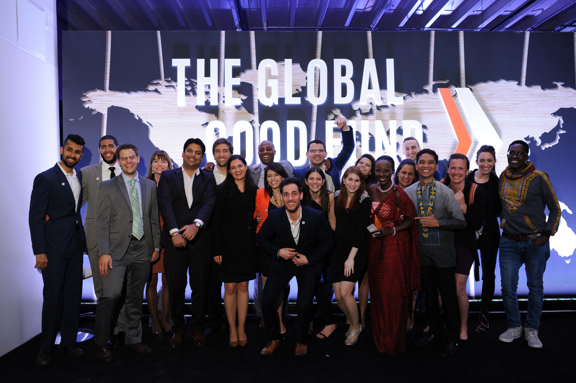 Global Good Fund fellows