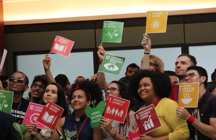 Promoting SDGs in Brazil