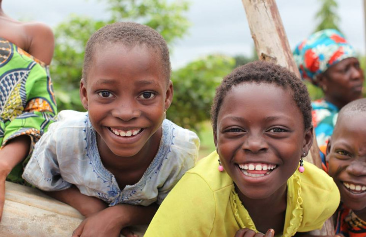 In Central and Western Africa, 41% of the girls above 18 are married (illustrative photo, source: UNICEF)