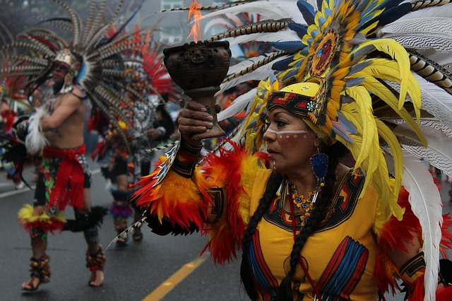 Native Americans, Indiana
