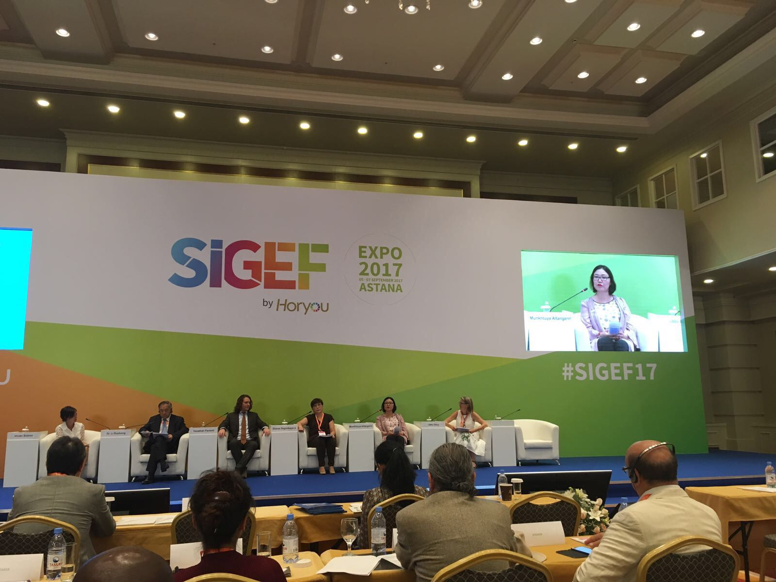 Panel SDGs