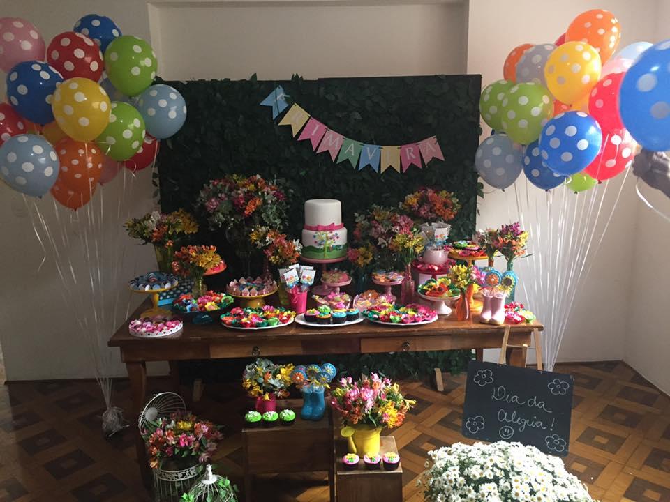 Além dos aniversários, o projeto organiza festas temáticas como a do Dia da Alegria